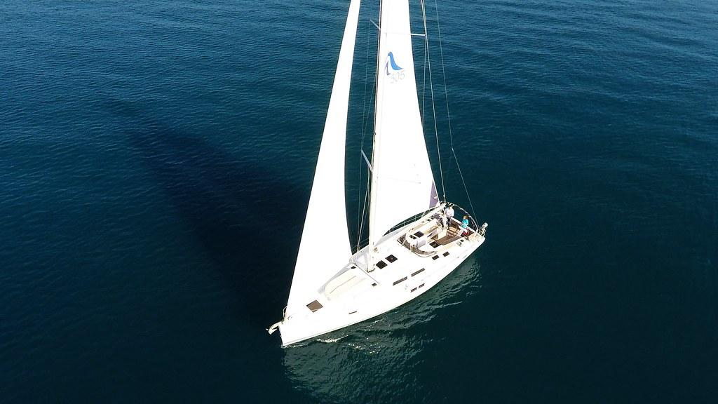 sailing yacht Hanse 505 3 | Free to use this photo as long a