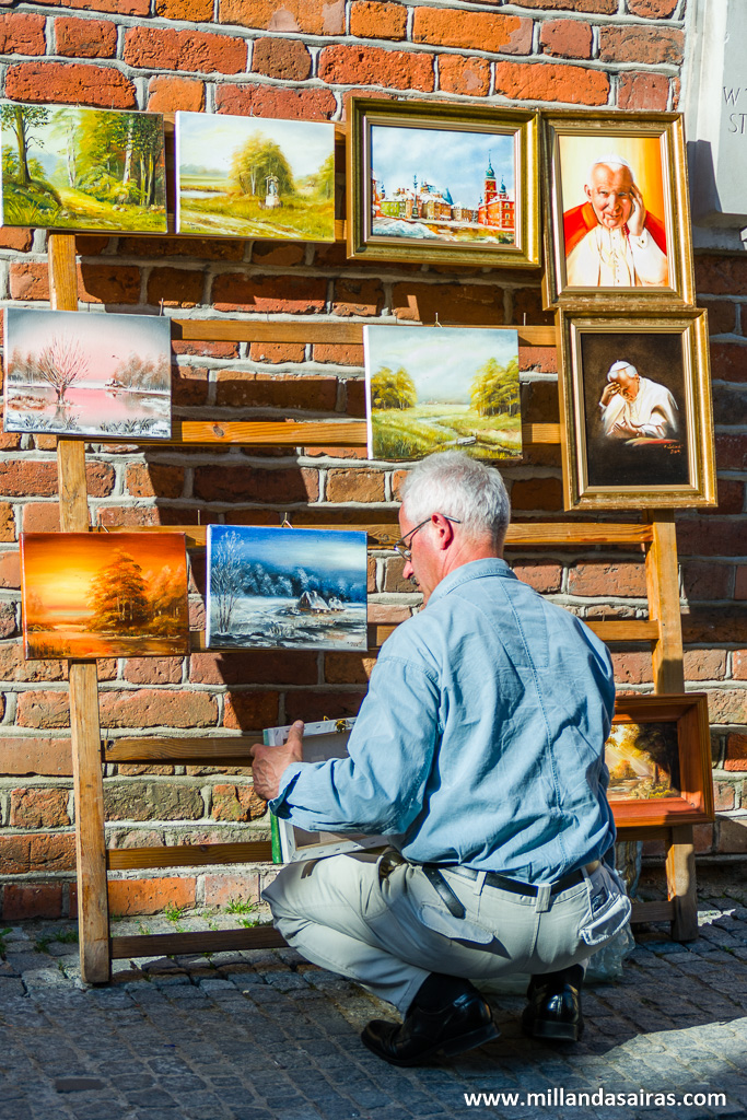 Arte en la Barbacana