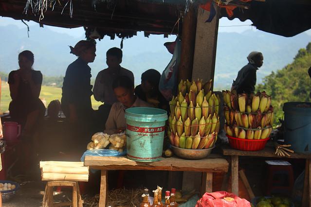 A roadside shop