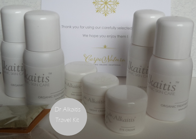 Dr Alkaitis Travel Kit