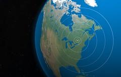 Ottawa satellite view