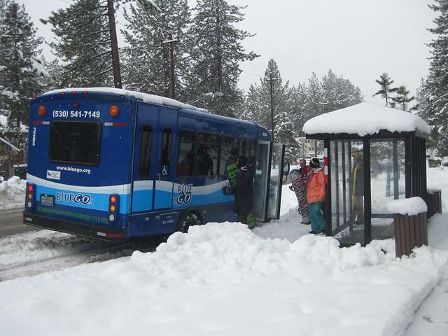 Tahoe transit
