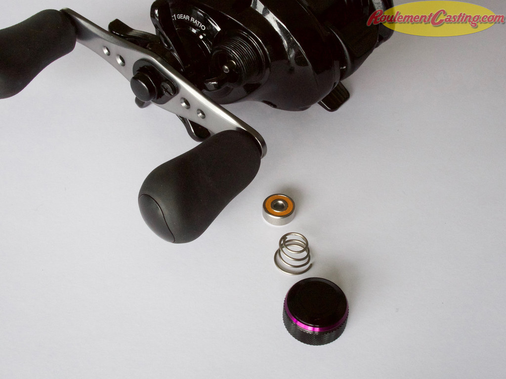 Shimano Brenious Spool Bearings Upgrades #8