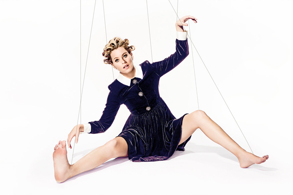Элизабет Бэнкс — Фотосессия для «SNL» 2015 – 2