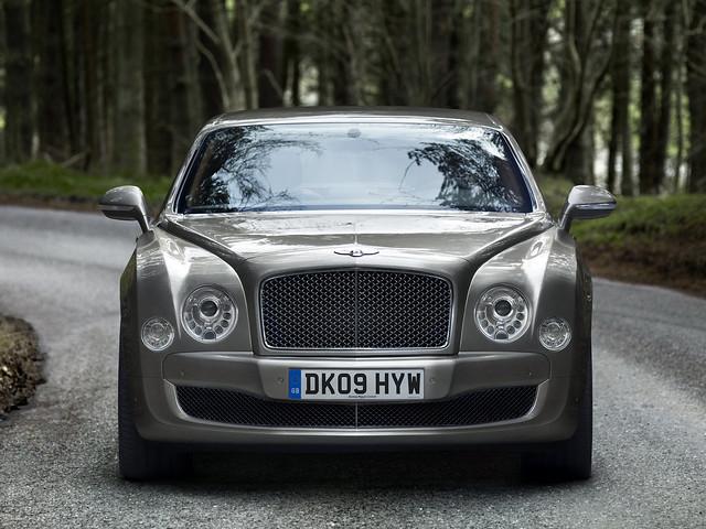 Bentley Mulsanne второго поколения. 2010 – 2016 годы