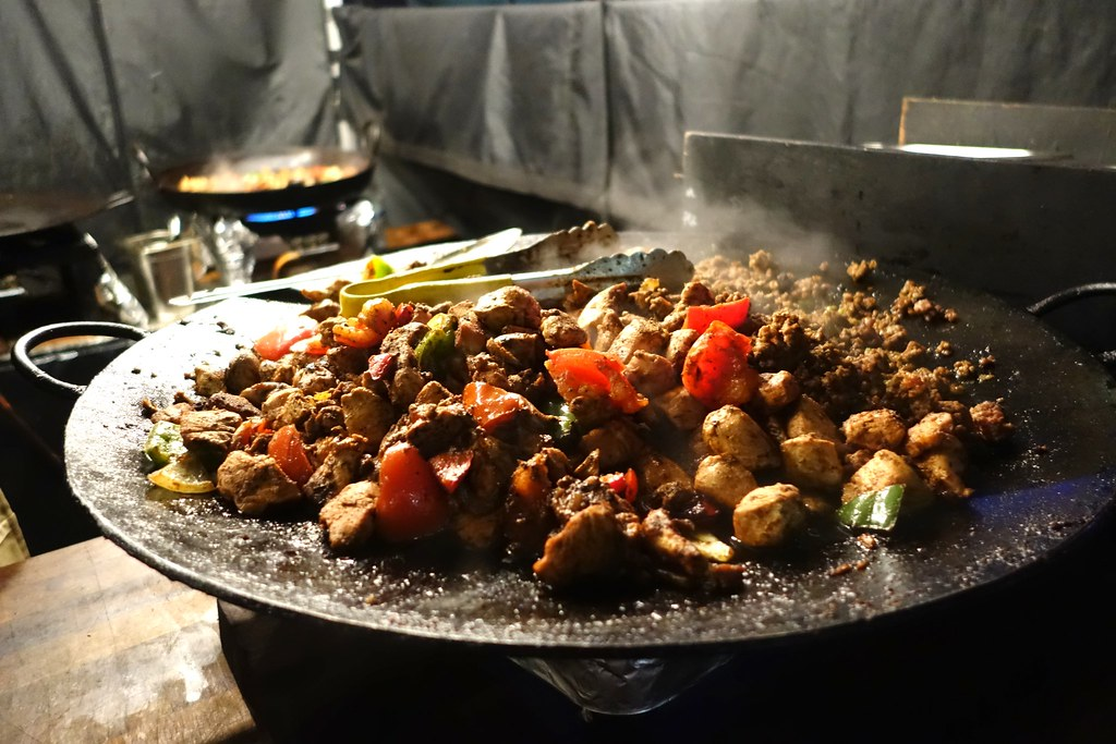 The British Street Food Festival 2015: The Cheeky Indian