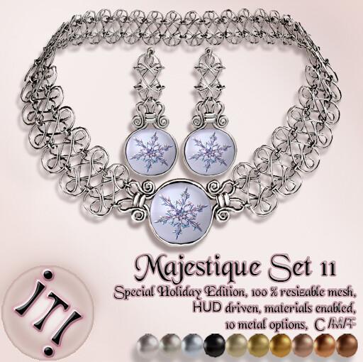 !IT! - Majestique Set 11 Image