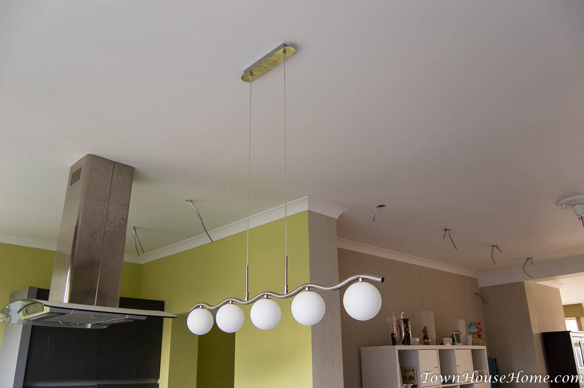 Kitchen pendant