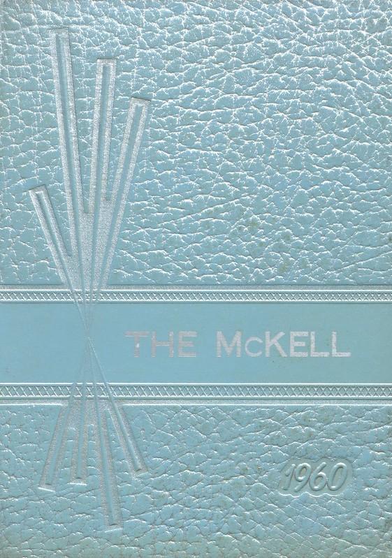 1960 McKell High School Yearbook