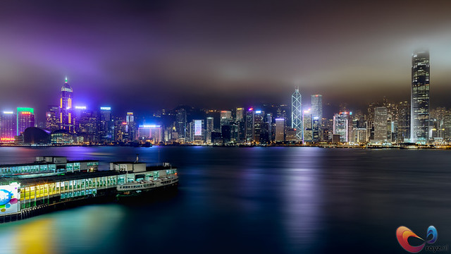Stunning Hong Kong