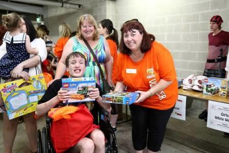 Creations For Charity Australia 2015