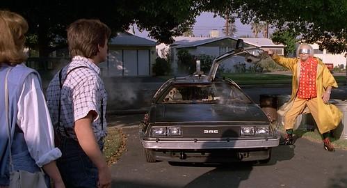 Back to the Future - screenshot 11