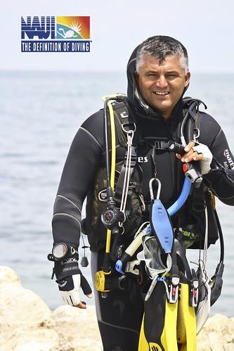 contact instructor scufundari