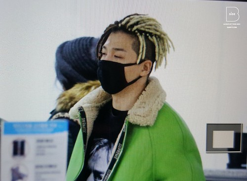 BIGBANG departure Seoul to Osaka 2016-12-27 (3)