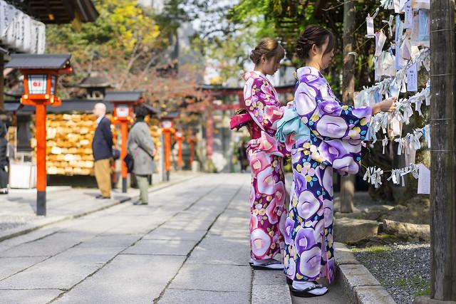 Omikuji girls