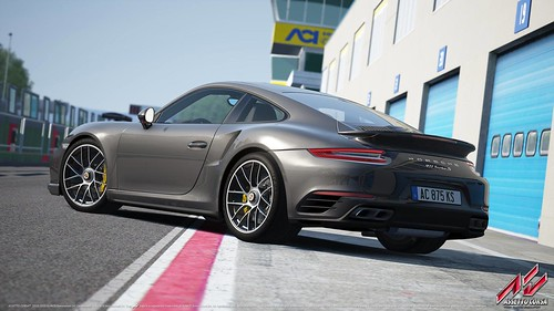 Assetto Corsa Porsche 911 Turbo S