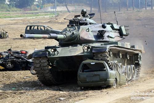 國軍106年春節加強戰備-陸軍第10軍團