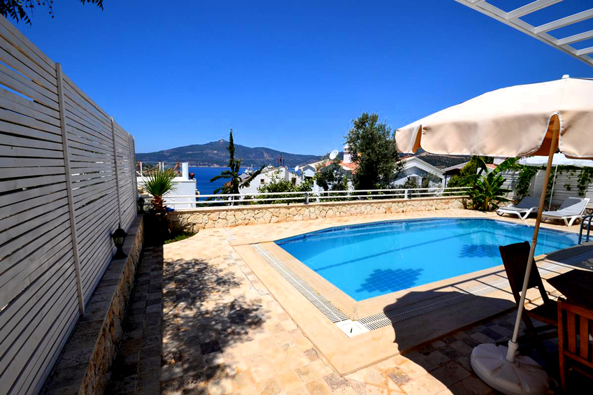 kiralık yazlık villa - 7558