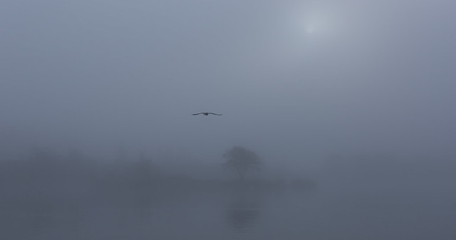 Mystic and misty...
