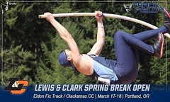 @wwutfxc  If you're in the Portland area, this weekend is your chance to catch the Vikings in action! Lewis & Clark Spring Break Open meet is this Friday/Saturday. Like if you'll be there! #goViks #wwu #trackandfield #tracknation #polevault #vaulternation