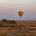 Sunrise Hot Air Balloon ride over the Masai Mara by mirsasha