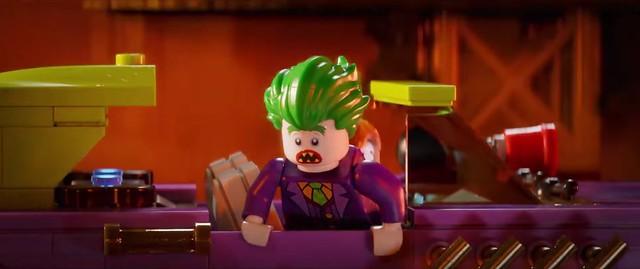 Scena z The LEGO Batman Movie 3