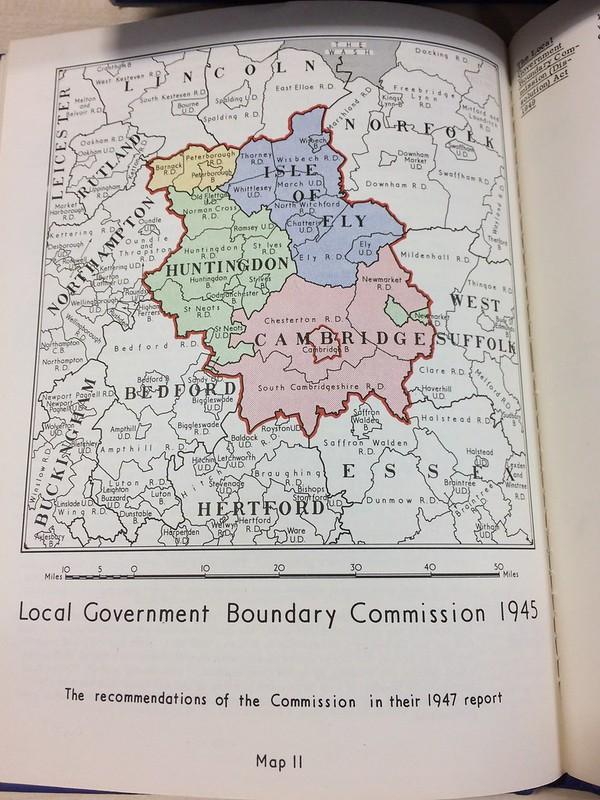 HIstory of #localgov for Cambridge