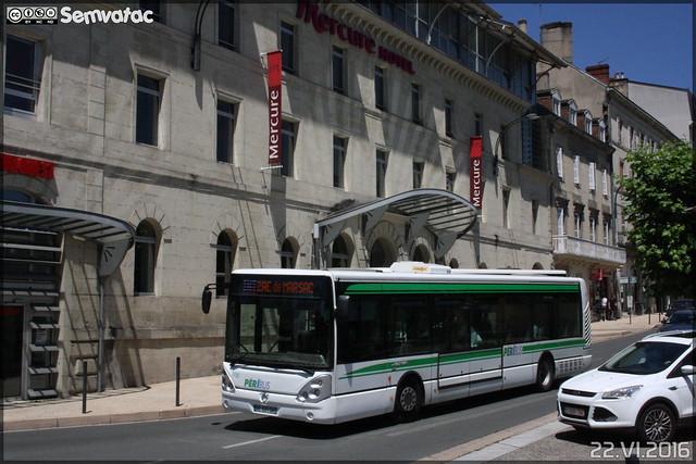 Irisbus Citélis 12 - Péribus n°608