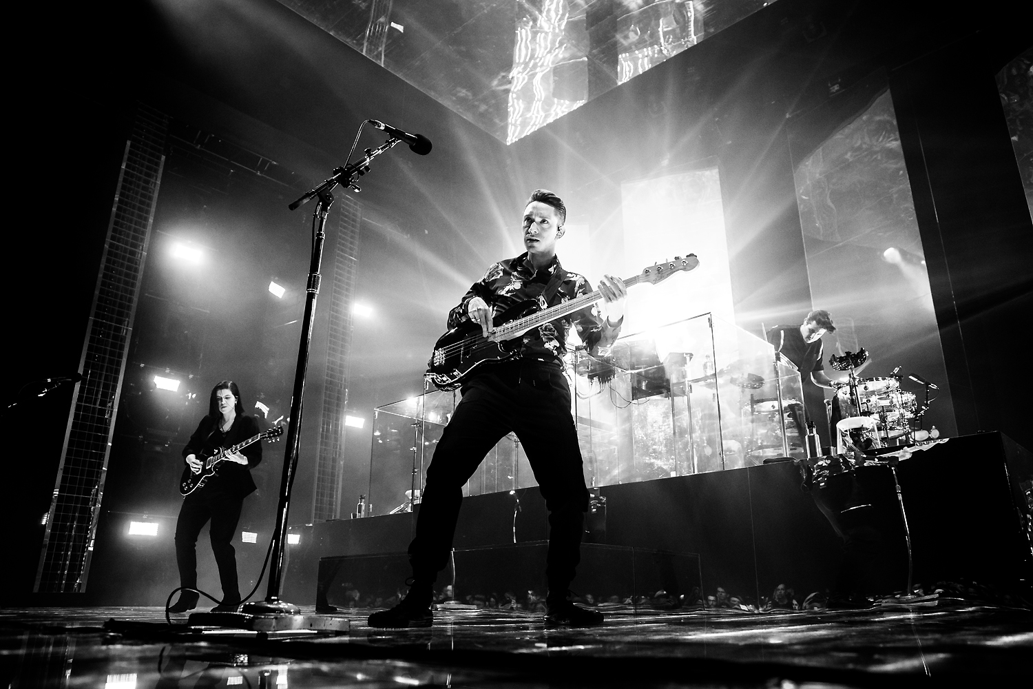 The xx @ Vorst Nationaal 2017 (Jan Van den Bulck)