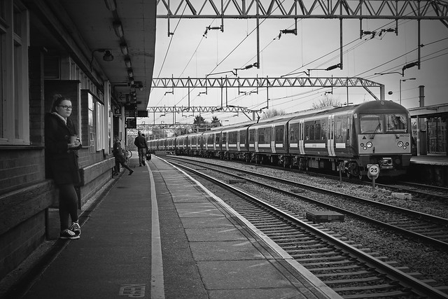 Colchester Station [62/365 2017]