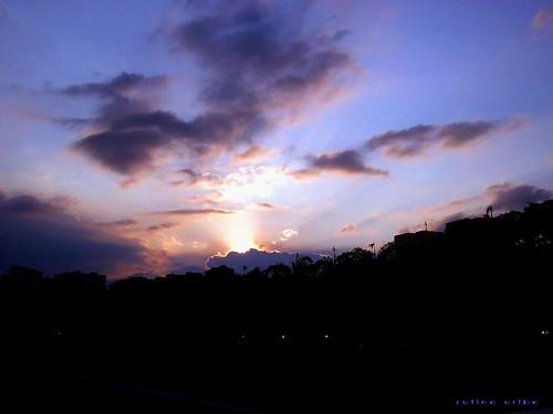 blue sunset sky 15fav fotosencadenadas azul clouds wow atardecer amazing venezuela ruurmo caracas bleu cielo nubes stunning lovepeace babel 1on1 exhalación