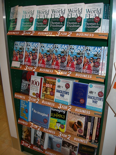The bestsellers at London City Airport