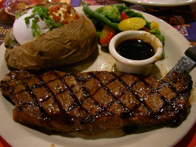 Restaurant Iron Menu
