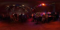 Maasboulevard festival 2006: 'One Two Trio' in 'circus'