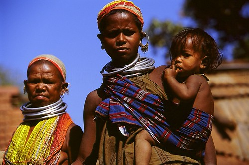 TRIBAL WOMEN - INDIA