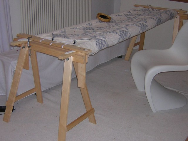 Jobbers How To Build A Wooden Quilt Frame