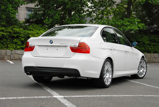 2006 bmw 320si e90 rear side flickr photo sharing. Black Bedroom Furniture Sets. Home Design Ideas