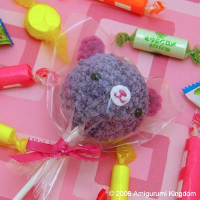 Grapes Free Easy Toy Crochet Pattern ⋆ Crochet Kingdom   400x400