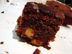baking, chocolate cake, baked goods, flourless chocolate cake, food, dish, chocolate brownie, dessert,
