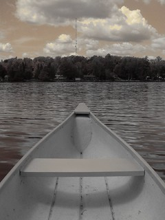 Peace in a Canoe