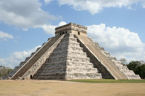 Mexique - Site de Chichen Itza