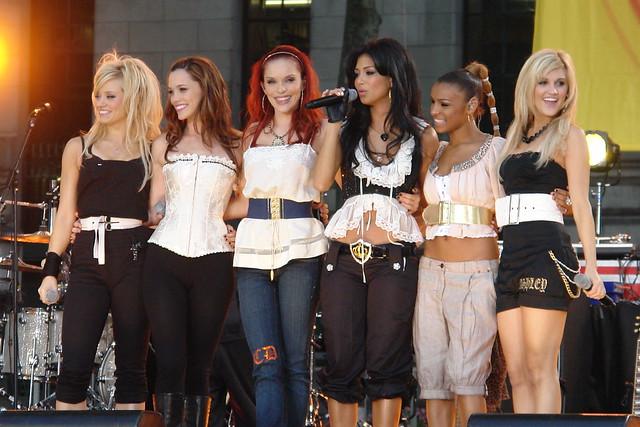 Pussycat Dolls-Good Morning America | Flickr - Photo Sharing!