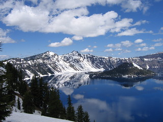Crater Lake June 5, 2006