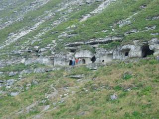 Image of Orheiul Vechi near Cocieri. nature geotagged hiking caves monastery gustav aurelia moldova ion orheiulvechi geo:lat=4730165 geo:lon=2897965
