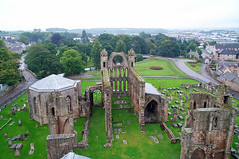 Elgin Cathedral - 06