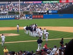 July 15 2006 NY Yankees game