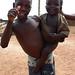 Kids in Larabanga by Stig Nygaard
