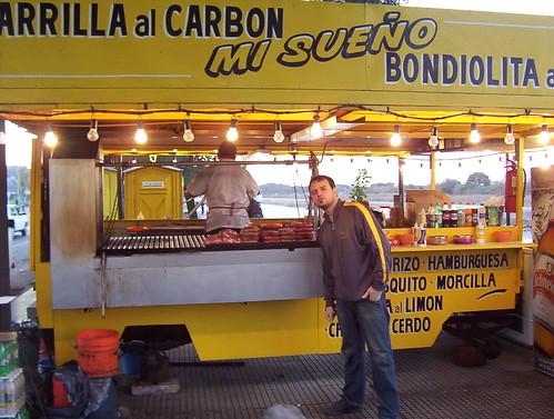 choripan - programas econômicos em Puerto Madero
