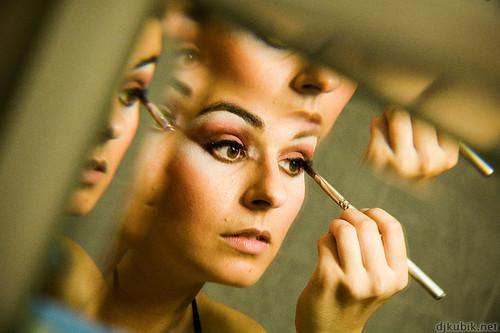 Омолаживающий макияж кому за 30