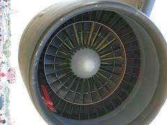 turbine, jet engine, aircraft engine,